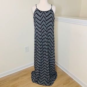 🎉5 for $25🎉 Merona Chevron Dress